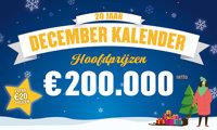 December Kalender 2021 €10