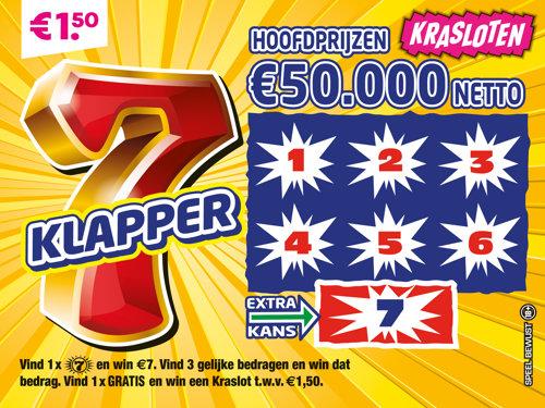 7 Klapper