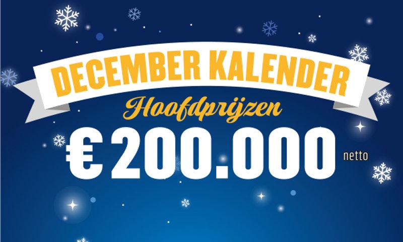 December Kalender 2020 €10