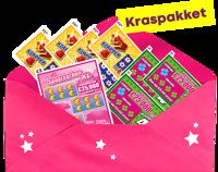 Klein = fijn Kraspakket